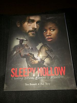 Sleepy Hollow Art Book for Sale in Arcadia, CA