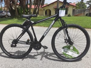 NEW 29 INCH MOUNTAIN BIKE for Sale in North Miami, FL