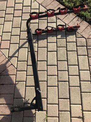 Four Bike Hitch Rack for Sale in Pembroke Pines, FL
