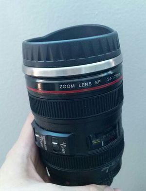 Camera Lens Coffee Mug for Sale in Chicago, IL