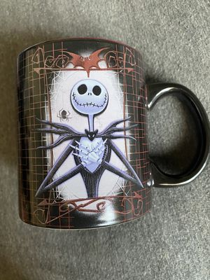 Disney Nightmare Before Christmas Mug 🎄💀🎃 for Sale in Whittier, CA