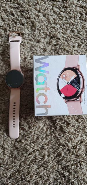 Samsung galaxy active watch for Sale in Appleton, WI