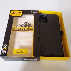 Samsung Galaxy S20+(Plus) Otterbox Defender Series Case with belt clip holster for Sale in Canyon Country, CA