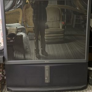 """FREE: 61"""" Sony Projection TV for Sale in New Baltimore, MI"""
