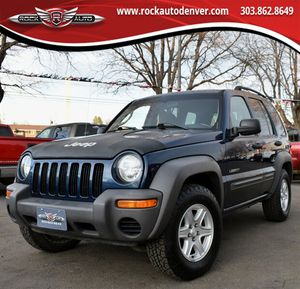 2004 Jeep Liberty Sport 4dr Sport for Sale in Wheat Ridge, CO