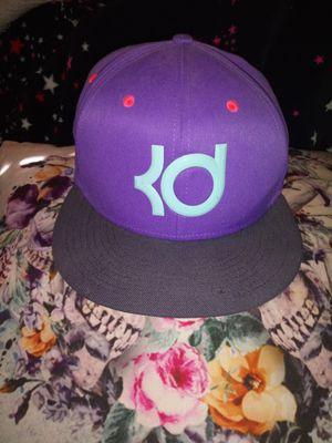Womens purple pink blue Nike KD adjustable baseball hat cap for Sale in Seagoville, TX