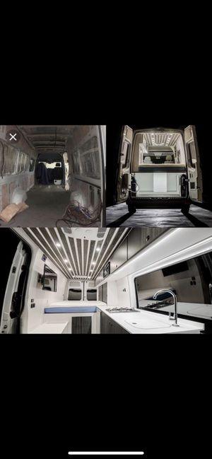 Mercedes Sprinter Conversion Van dodge Promaster camper RV Vanlife Ford transit for Sale in San Diego, CA