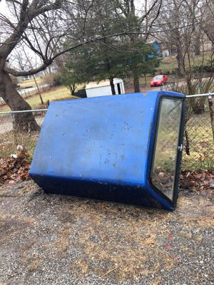 Camper shell for a 6foot bed for Sale in Kansas City, MO