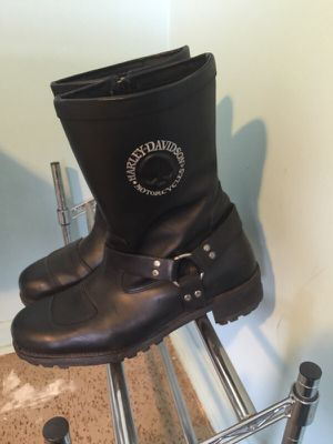 Harley Davidson motorcycle boots for Sale in Hyattsville, MD