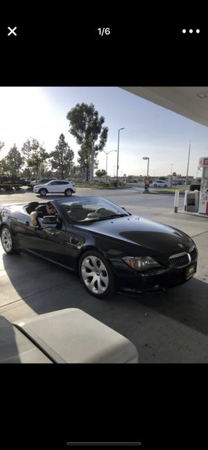 Bmw 645 2005 for sale or trade for Sale in San Diego, CA