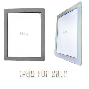 APPLE IPAD: $100 for Sale in Union, ME