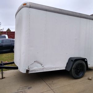 Traila Enclosed for Sale in Wylie, TX