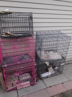 Dog crate for Sale in Detroit, MI