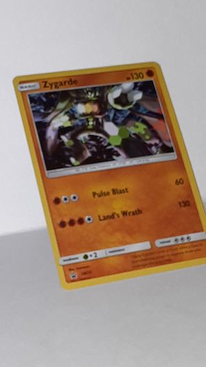 Pokemon promo Zygarde SM15 for Sale in Milford, OH