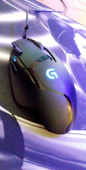 Logitech G402 Hyperion Fury Gaming Mouse for Sale in Fort Lauderdale, FL