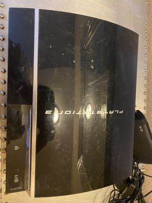 PS3 play station 3 for Sale in Scottsdale, AZ