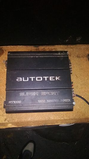 Amp for Sale in Cleveland, OH