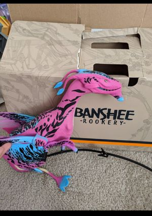 NWT NEW DIsney Avatar Banshee with Perch Purple with Blue for Sale in Wilmington, CA