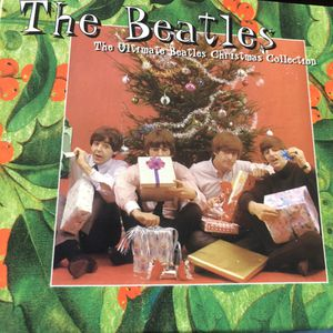 THE ULTIMATE BEATLES CHRISTMAS COLLECTION CD BOX SET for Sale in Ashburn, VA