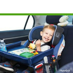 Great children snack, play tray for car seat s . for Sale in Brockton, MA
