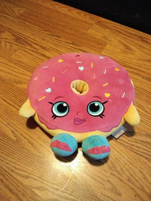 Shopkins donut stuffy for Sale in Eugene, OR