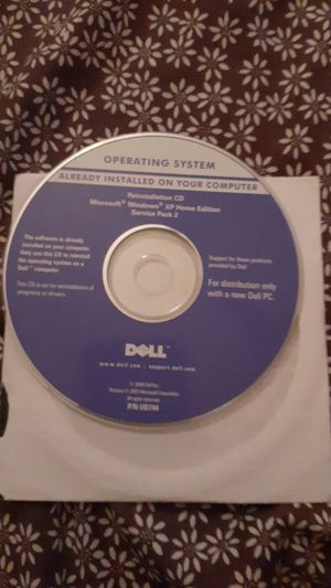 Windows xp sp2 disc for Sale in Hopewell, VA