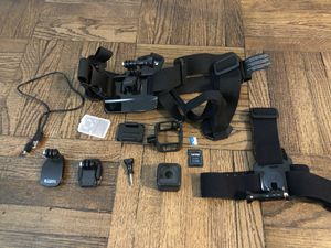 Go Pro Hero Session w/ Tons of Accessories for Sale in Washington, DC