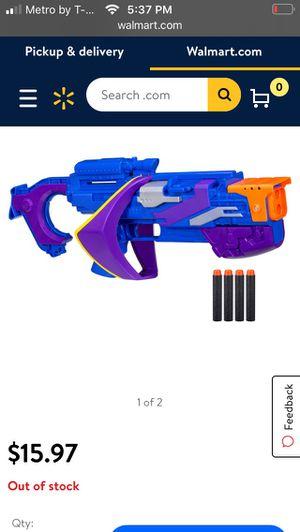 Rocket Raccoon Blaster nerf gun for Sale in Salinas, CA