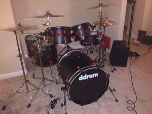 D Drum Hybrid 6 Piece Drum Set for Sale in Houston, TX