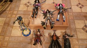 Kiss and other action figures for Sale in Chicago, IL