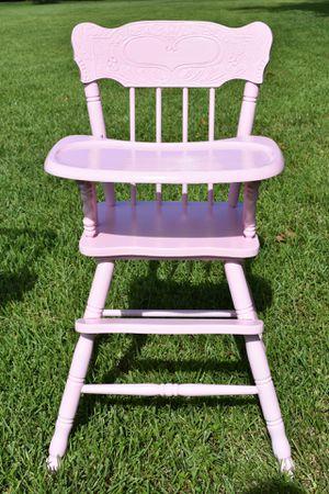 Vintage antique Highchair for Sale in FL, US