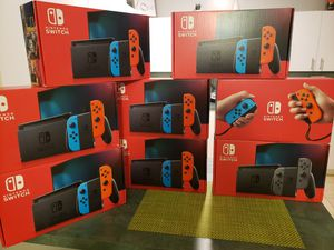 Brand new nintendo switch version 2 for Sale in Sarasota, FL