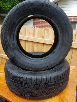 BRAND NEW set of 2 Goodyear Assurance All-Season 225/60R16 for Sale in Cypress Gardens, FL