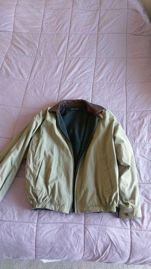 Nautica Reversible Men's Jacket, size L for Sale in Alexandria, VA