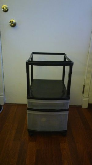 Storage Cabinet with File Holder - Very Hard-to-Find for Sale in Santa Monica, CA