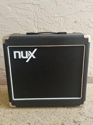 NUXMighty 15SE Digital Electric Guitar Amplifier Like New Guitar Amp !! for Sale in Deerfield Beach, FL