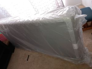 Large Twin Box Spring for Sale in Woodhaven, MI
