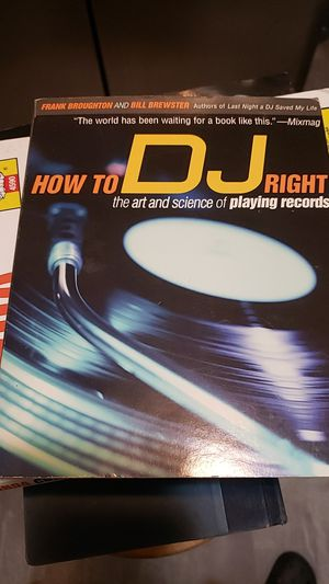 How to DJ right for Sale in Newark, NJ