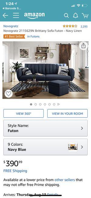 Sofa futon for Sale in Niagara Falls, ON