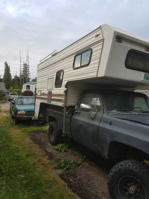 1982 Wilderness Camper for Sale in Kent, WA