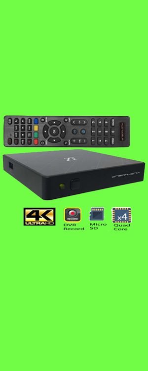 Kick the cable bill !! … loaded 4K Cable Box 1K+ HD Prime channels +DVR Recorder… Not a l0w quality amazon android fire TV stick or iptv china box. for Sale in Miami, FL