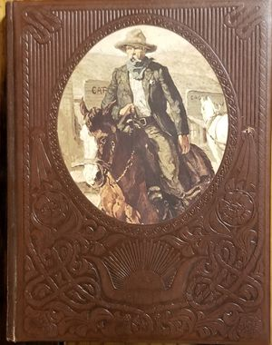 The Gunfighters Coffeetable Book for Sale in St Louis, MO