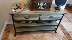 Industrial, farmhouse console table BRAND NEW for Sale in Union Park, FL