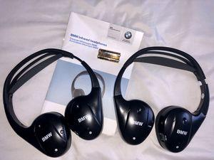 2 BMW Wireless Headphones for Sale in Fair Oaks, CA