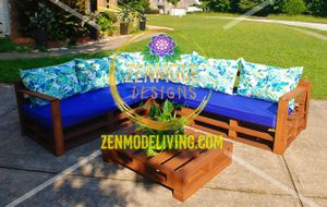 Custom Eco Patio set for Sale in Atlanta, GA
