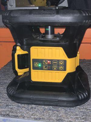 Dewalt laser green for Sale in Riverside, CA