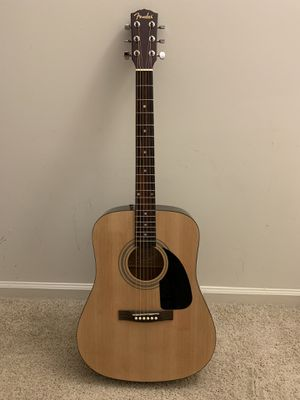 Fender Acoustic Guitar Bundle for Sale in Washington, DC