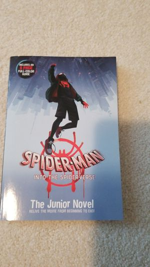 MARVEL - Spiderman Into the Spider-Verse for Sale in Falls Church, VA