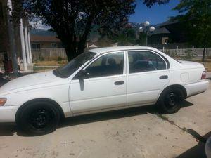 97 Corolla Car for Sale in Salt Lake City, UT