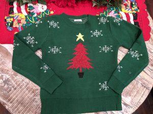 Medium Christmas sweater for Sale in Rancho Cucamonga, CA